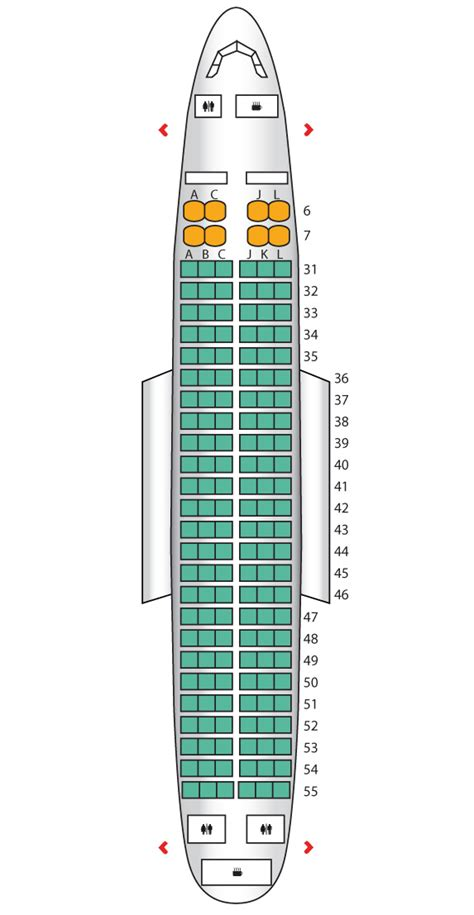 a320 200 seat plan a320 china eastern airlines seat maps reviews