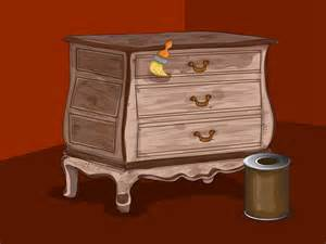 how to distress wood furniture with pictures wikihow