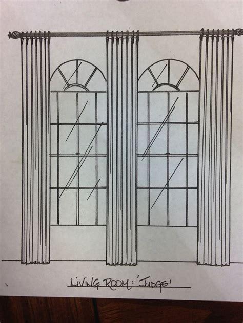 Arch Window Curtains De 25 Bedste Id 233 Er Inden For Arched Window Curtains P 229 Pinterest Gardiner