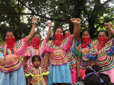 imagenes mujeres zapatistas ra 250 l zibechi the art of constructing a new world
