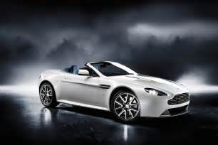Aston Martin V8 Vantage S Roadster Aston Martin V8 Vantage S A More Potent Edition Of The