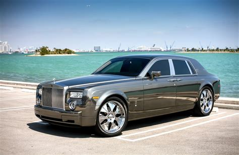 Customized Rolls Royce Phantom Exclusive Motoring