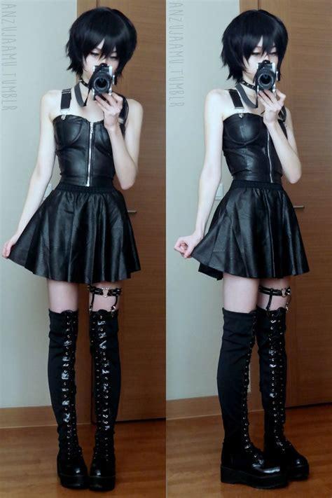 anzujaamu fashion gothic fashion alternative fashion
