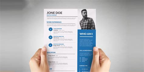 Graphic Resume Templates Psd by Ultimate Collection Of Free Resume Templates 187 Css Author