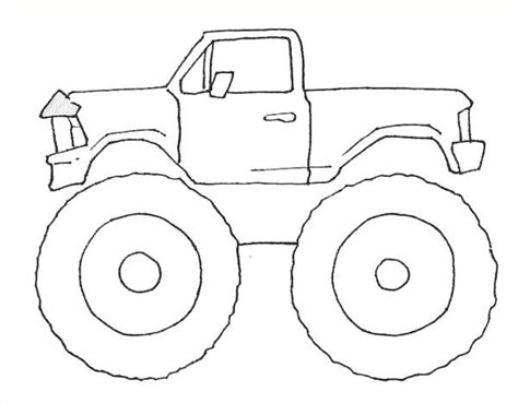 monster trucks drawings how to draw monster trucks with pictures ehow
