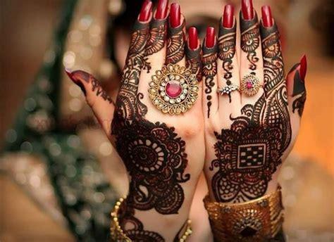 design henna untuk pengantin cara membuat henna sendiri di tangan dan kaki