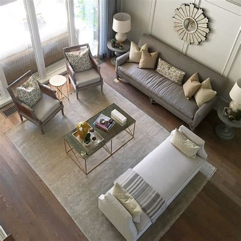 large living room layout