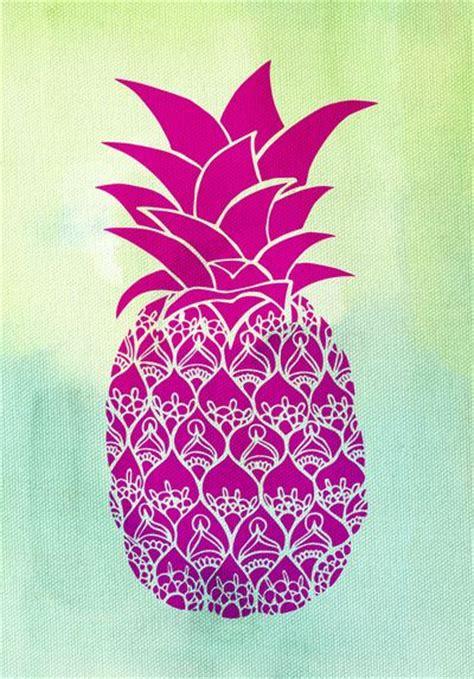 wallpaper pineapple pink pink pineapple art print print pineapple wallpaper