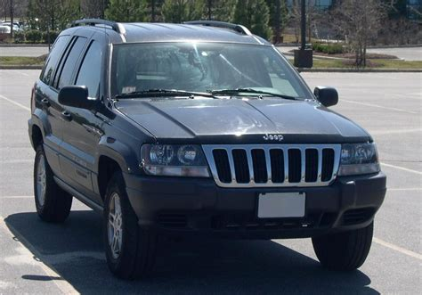 Jeep Wj Parts Jeep Grand Wj Technical Details History Photos