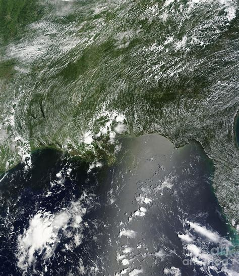 Gulf Of Mexico Satellite Images