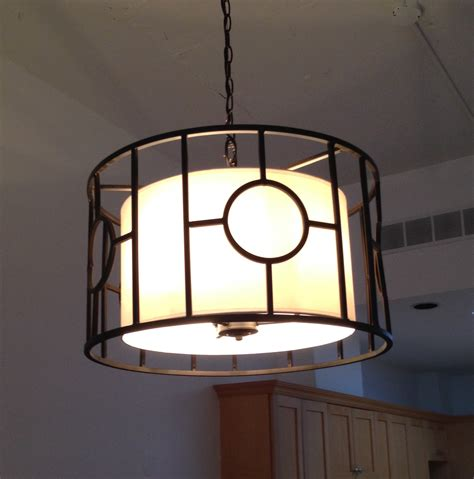 Drum Light Fixtures Recommended Light Fixtures Drum Style With Metal Drum
