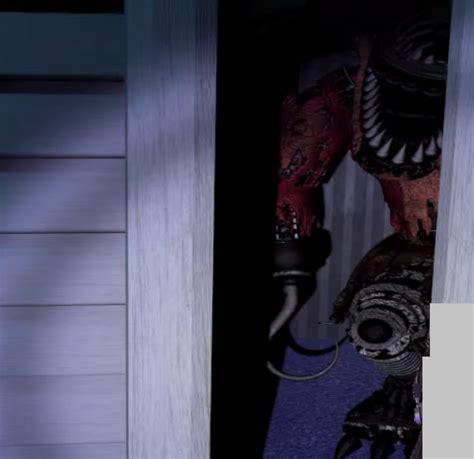 Nightmare In Closet by Five Nights At Freddy S 4 Pc Review Sharkberg