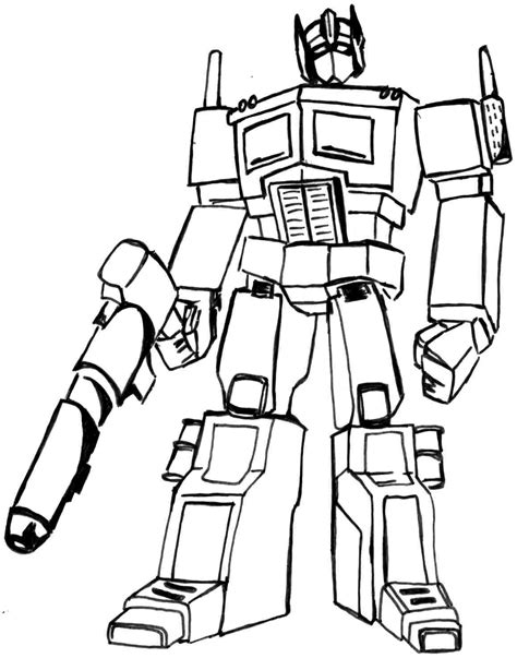 Free Printable Transformers Coloring Pages Coloring Me Transformer Printable Coloring Pages