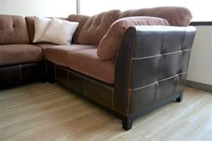 wholesale sofa sets wholesale interiors 3126 j204 microfiber leather sectional