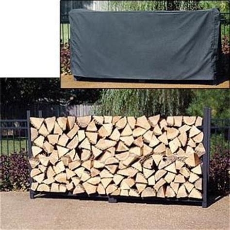 Wood Storage Rack Cover by 8 Firewood Storage Rack Cover Included 48 Quot H