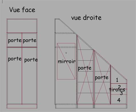 Placard Sous Escalier Plan by Am 233 Nagement De Placard Sous Escalier 47 Messages Page 2