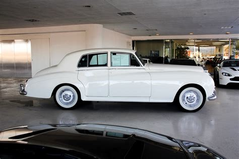 rolls royce door 1961 rolls royce silver cloud ii 4 door sedan 192505