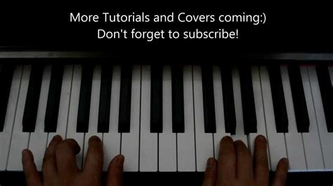 tutorial piano let it go quot let it go quot demi lovato from frozen easy piano tutorial