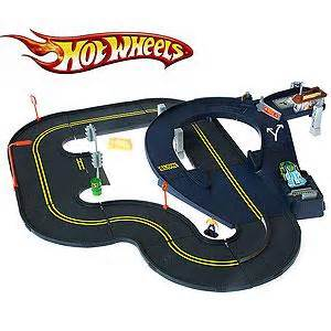 Wheels Truck Race Track Wheels Crash Curve Car Race Track Play Set Ebay