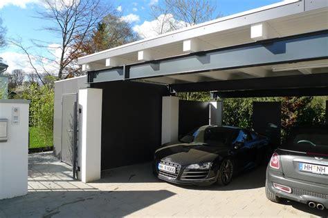 Bauhaus Carport Holz by Meincarport De Carports Bauhaus Stahl