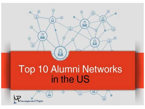 Best Mba Alumni Networks by Top 10 Alumni Networks In The Us