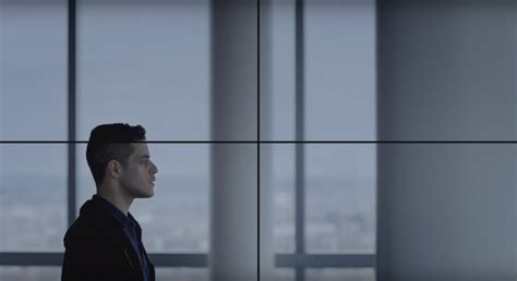 film hacker mr robot the socially anxious framing of mr robot and how it s