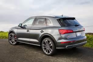 Audi Sq5 2018 Audi Sq5 Drive Motor Trend