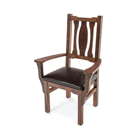 oak arm chair green gables