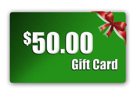 50 Gift Card - 50 gift card go lizards