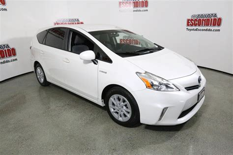 pre owned toyota prius certified pre owned 2013 toyota prius v three station