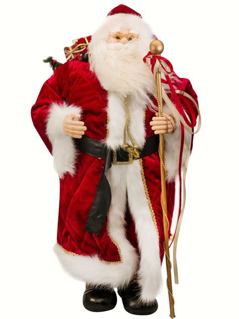 santa claus christmas decoration large product sku s 64306