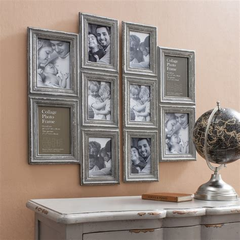 wall collage frames la collage picture frame photograph frames wall