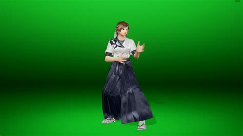 Raglan Asuka Kaos Tekken 7 Shirt Tekken 7 Mod Requests