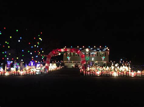 5 long island homes with amazing holiday light displays