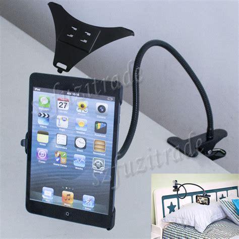 ipad holder for bed lazy comfort cl bed bedside desktop car mount kit