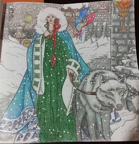 thrones coloring book melisandre sansa stark and of thrones coloring book