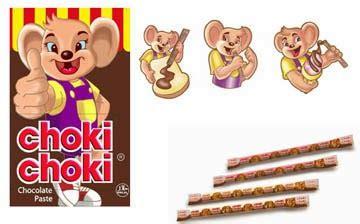 Choki Choki Chocolate 4 S mayora shop chocolate choki choki nhập khẩu indonesia