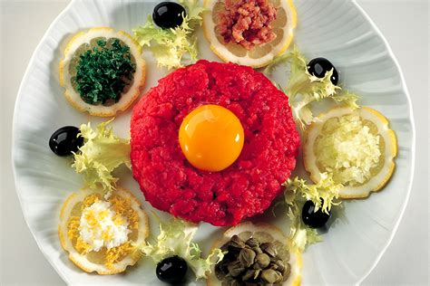 cucinare filetto di manzo ricetta tartara di manzo la cucina italiana