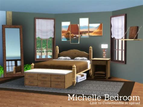 michelles bedroom michelle bedroom by angela http www thesimsresource com