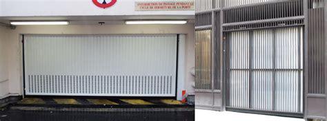 portail et porte de garage automatique porte automatique de garage obasinc