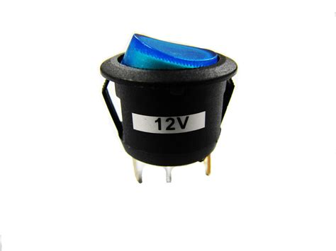 12 volt lighted rocker switch wiring diagram 12 get free