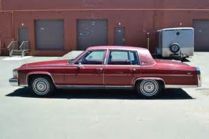 1987 Cadillac Brougham D Elegance For Sale 1987 Cadillac Brougham D Elegance Sedan 4 Door 5 0l For