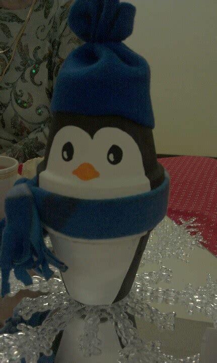 Animal Flower Pot Penguin flower pot penguin centerpiece so nugget