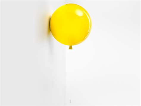 buy the brokis memory wall light yellow at nest co uk