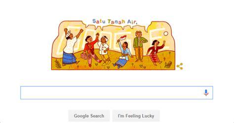 doodle nama pasangan hari sumpah pemuda jadi trending topik ini pesan menpora