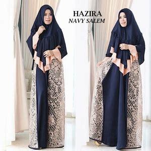 Baju Wanita Bagus Murah Atasan Pita Brukat Salem model gamis syari cantik terbaru desain modern masa kini