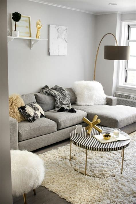 ideas sobre decoracion salon gris  blanco