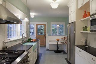 Cabinet Eckert by 1916 Bungalow Eckert Craftsman Kitchen Portland