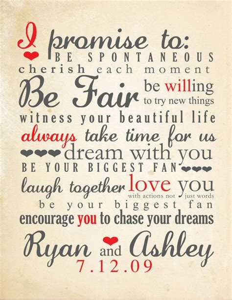 wedding vows     traditional  write