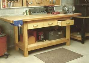 workshop bench design garage workbenches introduction to garage workbenches